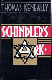Schindler's ark by Thomas Keneally
