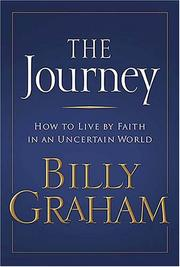 Cover of: The Journey by Graham, Billy