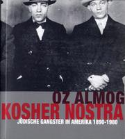 Cover of: Kosher Nostra by Oz Almog