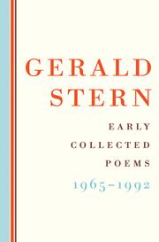 Cover of: Early Collected Poems: 1965-1992