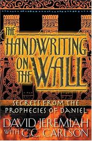 Cover of: Handwriting on the Wall