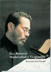 Cover of: Leo Brouwer