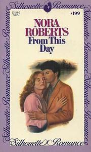 Cover of: From this day