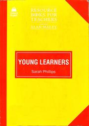 Cover of: Young Learners (Resource Books for Teachers) |