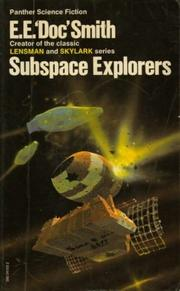 Cover of: Subspace explorers