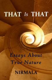 Cover of: That Is That |