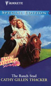 Cover of: Ranch Stud (Wild West Weddings)