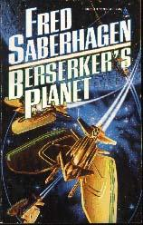 Cover of: Berserker's Planet