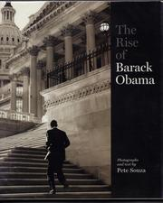 Cover of: The rise of Barack Obama