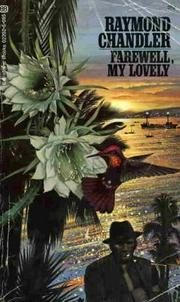 Cover of: Farewell, my lovely