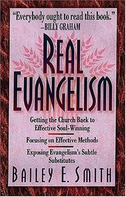 Cover of: Real evangelism