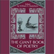 Cover of: The Giant Book of Poetry | William H. Roetzheim
