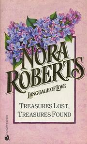 Cover of: Treasures Lost, Treasures Found |