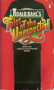 Cover of: Tales of the unexpected |