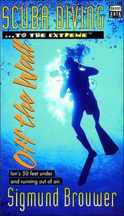 Cover of: Scuba diving-- to the extreme-- off the wall