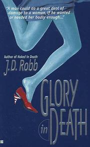 Cover of: Glory in death