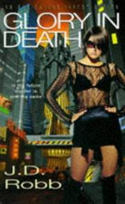 Cover of: Glory in death |