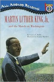 Cover of: Martin Luther King, Jr. and the March on Washington | Stephen Marchesi