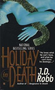 Cover of: Holiday in Death