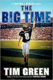 Cover of: Big Time (Football Genius #4)