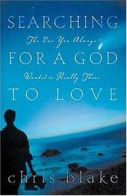 Cover of: Searching for a God to love
