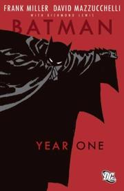 Cover of: Batman Year One | Frank Miller