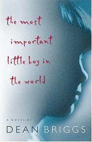 Cover of: The most important little boy in the world