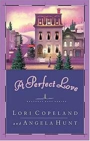 Cover of: A perfect love