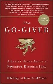 Cover of: The go-giver | Bob Burg