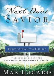 Cover of: Next Door Savior: Near Enough to Touch, Strong Enough to Trust