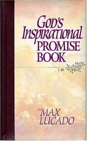 Cover of: God's Inspirational Promises (repackage)