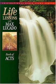 Cover of: Life Lessons with Max Lucado