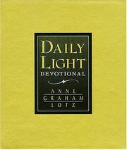 Cover of: Daily Light Devotional