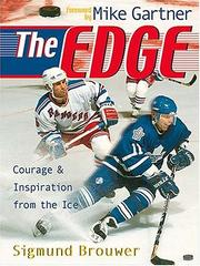 Cover of: The Edge Courage And Inspiration From The Ice