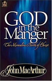 Cover of: God In The Manger