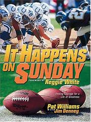 Cover of: It Happens On Sunday | Pat Williams (Author)