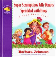 Cover of: Super-scrumptous jelly donuts sprinkled with hugs