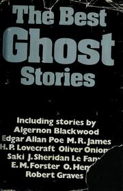 Cover of: The Best ghost stories | introduction by Charles Fowkes.