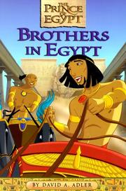 Cover of: Moses in Egypt (Prince of Egypt Series) | Lynne Reid Banks