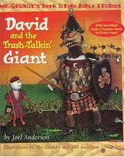 Cover of: David and the trash-talkin' giant