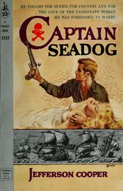 Cover of: Captain Seadog | Jefferson Cooper