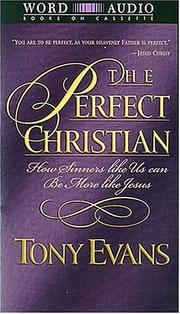 Cover of: Perfect Christian