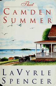Cover of: That Camden summer by LaVyrle Spencer