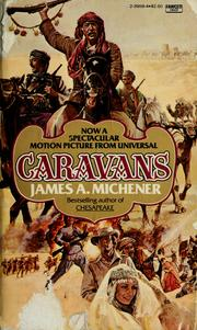 Cover of: Caravans | James A. Michener