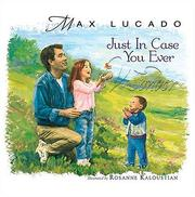 Cover of: Just in case you ever wonder by Max Lucado