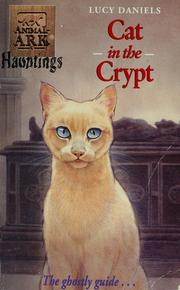 Cover of: Cat in the crypt | Lucy Daniels