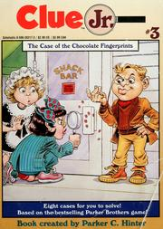 Cover of: The case of the chocolate fingerprints | Della Rowland