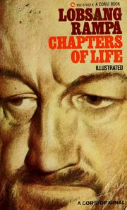 Cover of: Chapters of life | T. Lobsang Rampa