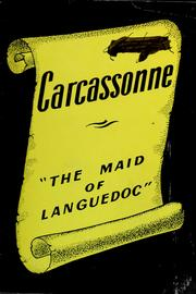 Cover of: Carcassonne | Lily Devèze