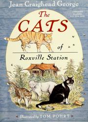 Cover of: The cats of Roxville Station